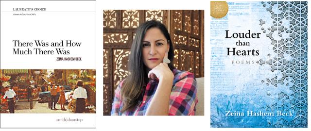 Zeina Hashem Beck Speaking Of Marvels